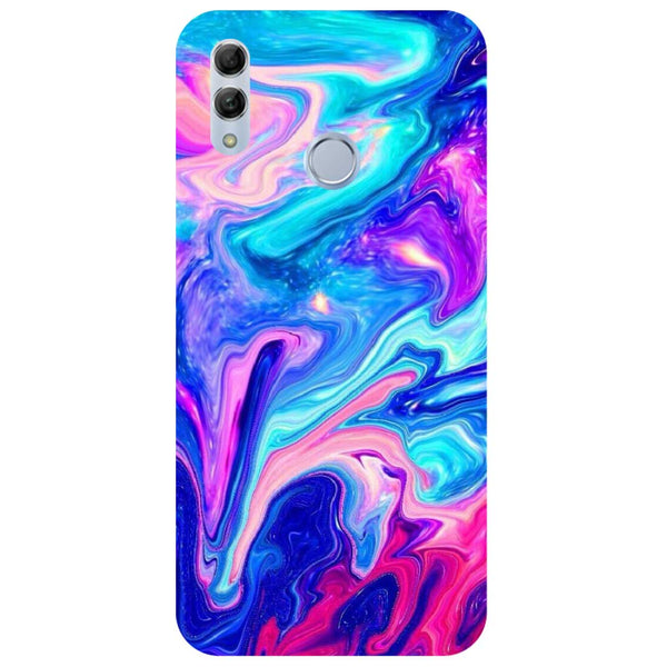Paint Honor 10 Lite Back Cover-Hamee India