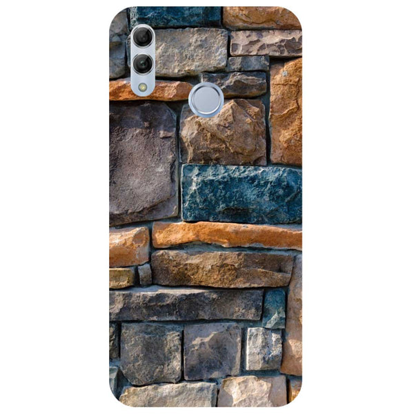 Bricks Honor 10 Lite Back Cover-Hamee India