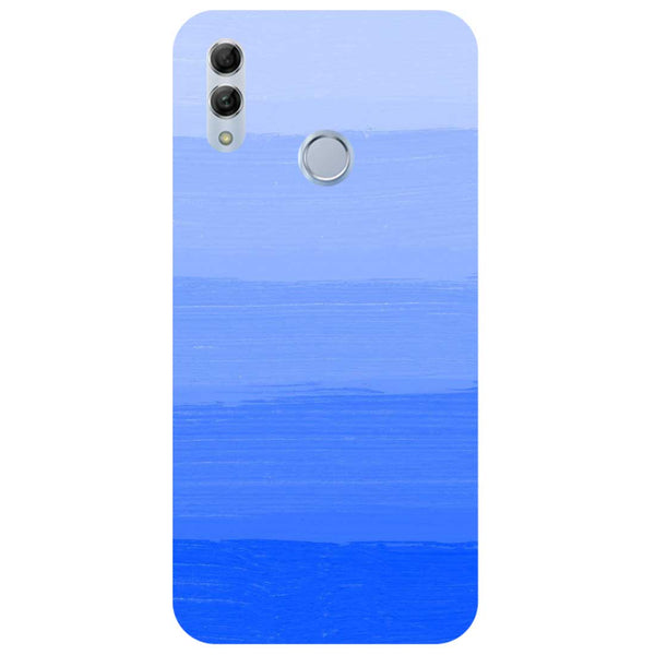 Blue Honor 10 Lite Back Cover-Hamee India