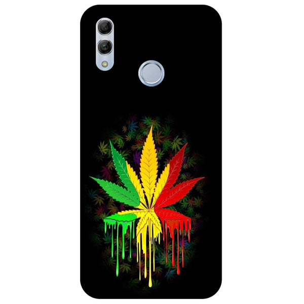 Rasta Honor 10 Lite Back Cover-Hamee India