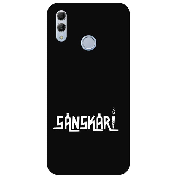 Sanskari Honor 10 Lite Back Cover-Hamee India
