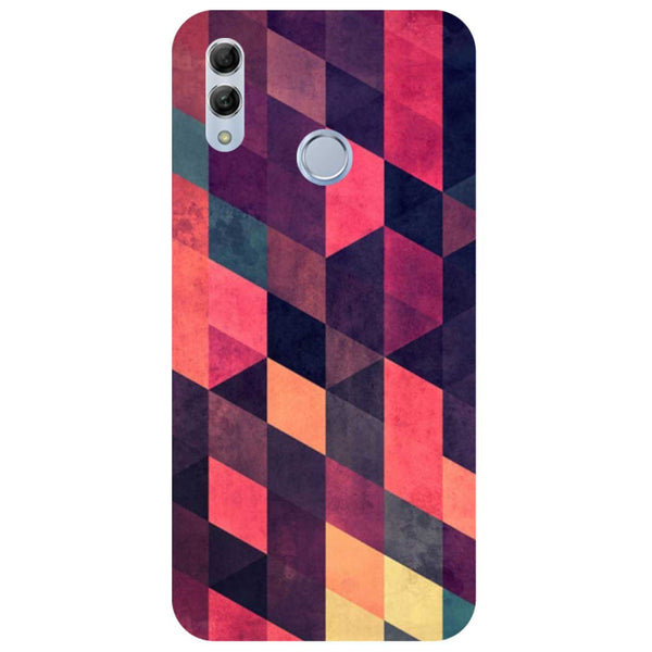 Pink Shades Honor 10 Lite Back Cover-Hamee India