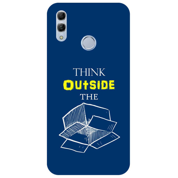 Think Honor 10 Lite Back Cover-Hamee India