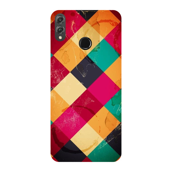 Weave Honor 8X Back Cover-Hamee India