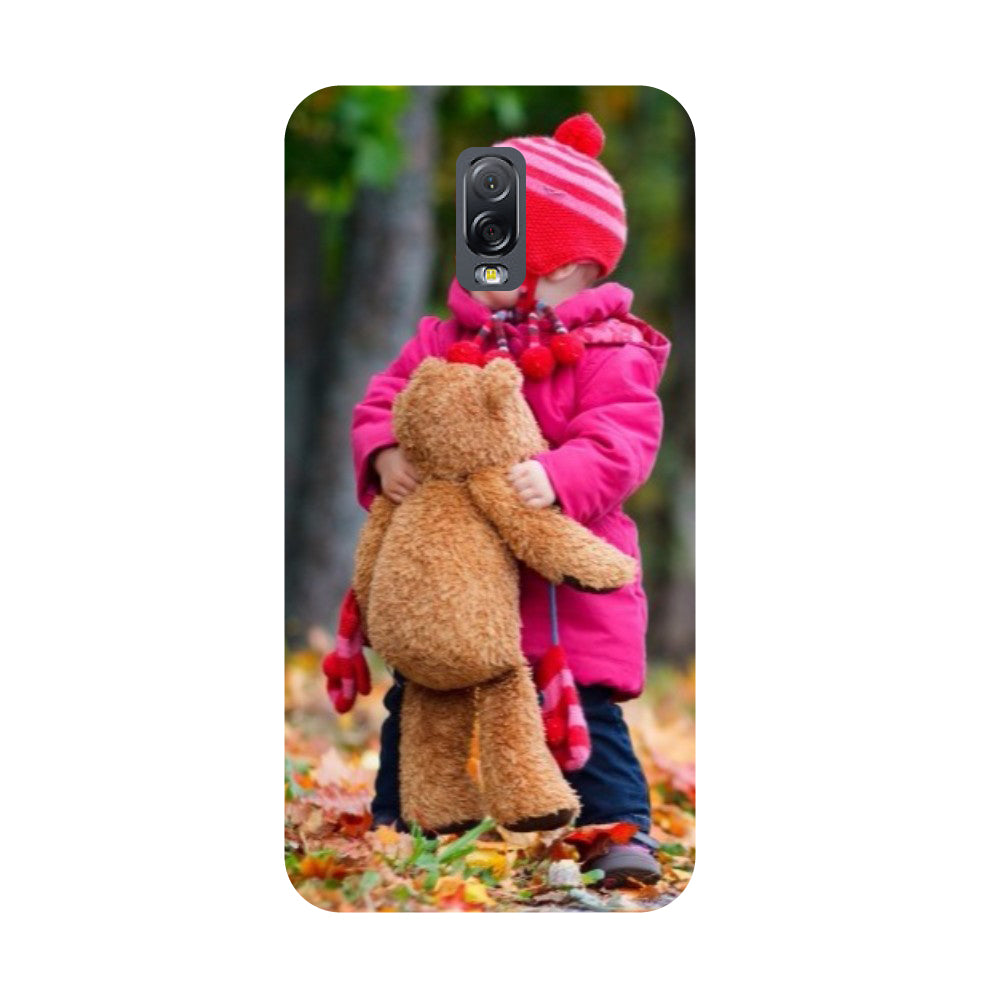 Baby- Printed Hard Back Case Cover for Samsung Galaxy J7 Plus-Hamee India