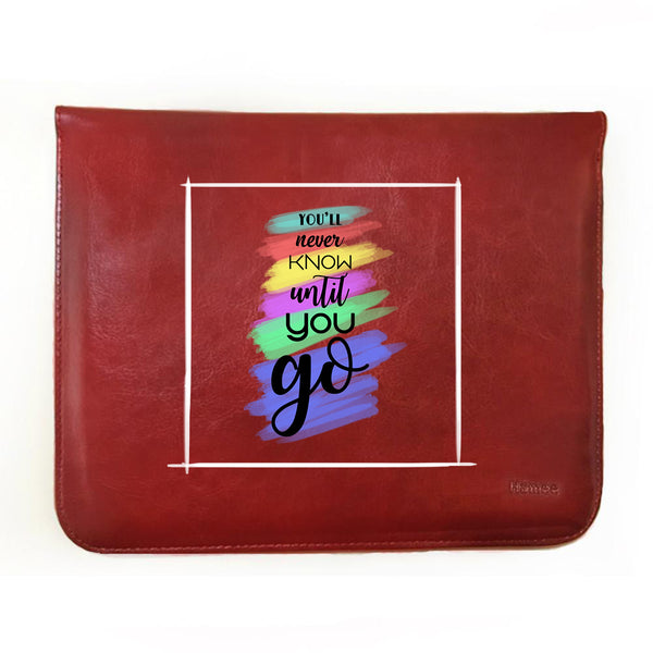 "You Go 11"" Tablet Sleeve-Hamee India"