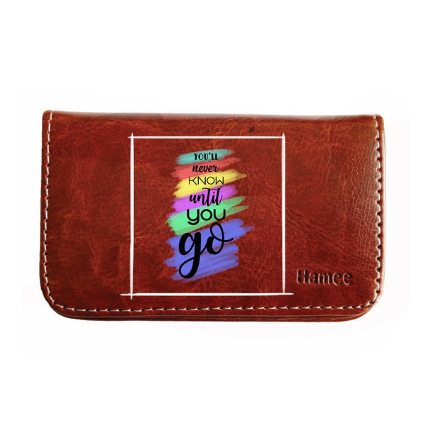 You Go Business / Visiting Card Holder-Hamee India