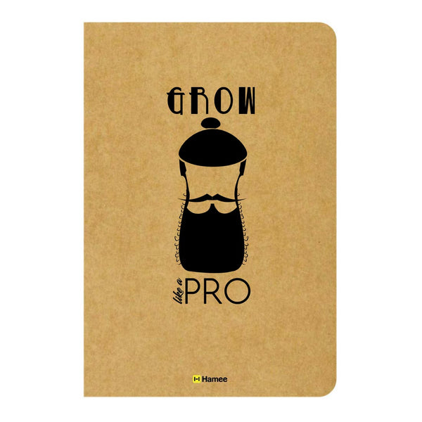 Grow Pro Unruled Craft Notebook-Hamee India