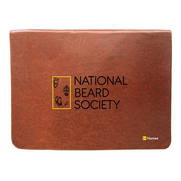 Beard Society 14 inch Laptop Sleeve-Hamee India