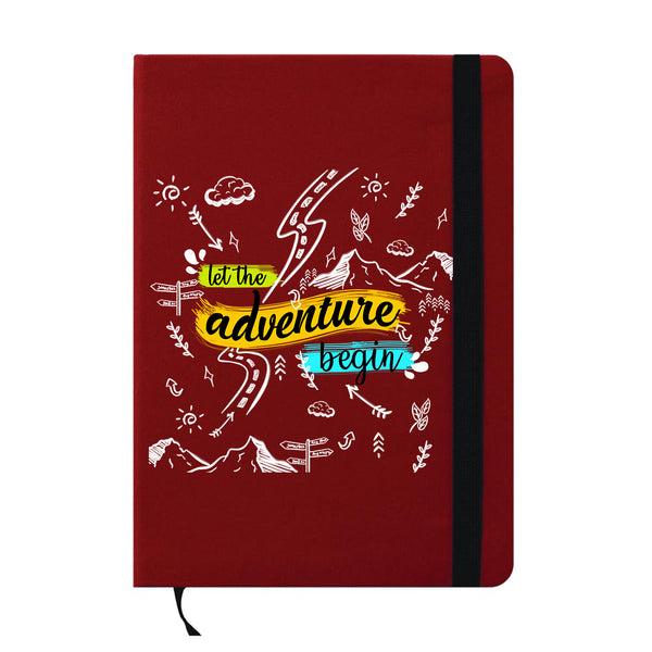 Adventure Doodles A6 Pocket Diary-Hamee India