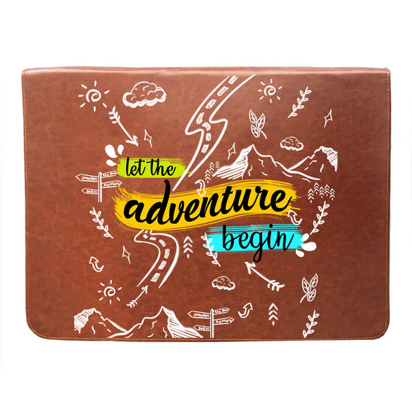 Adventure Doodles 14 inch Laptop Sleeve-Hamee India