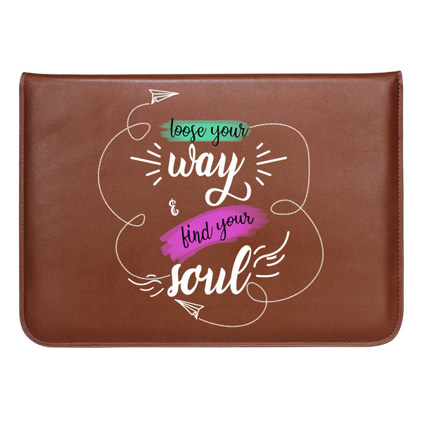 "Find Soul MacBook Sleeve 13.3""-Hamee India"