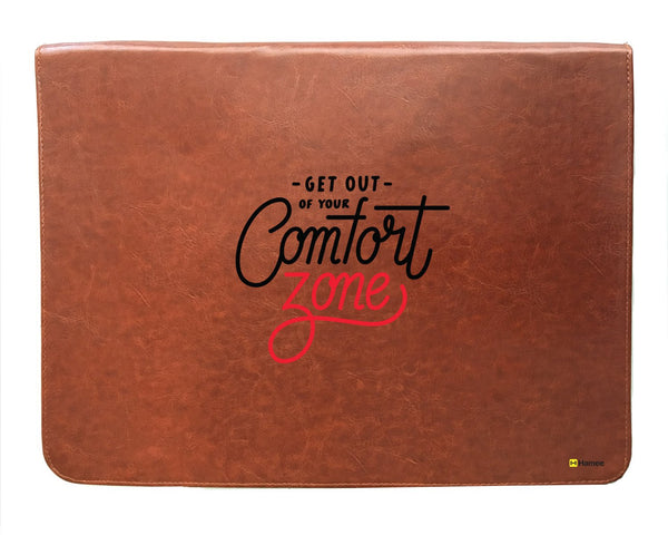 Comfort Zone 14 inch Laptop Sleeve-Hamee India