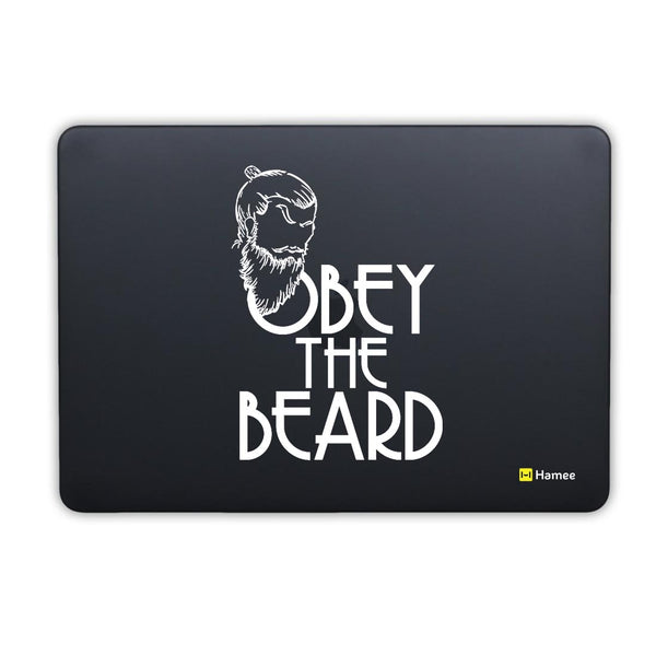 Obey Beard MacBook Air 13 Retina (2018) Cover-Hamee India