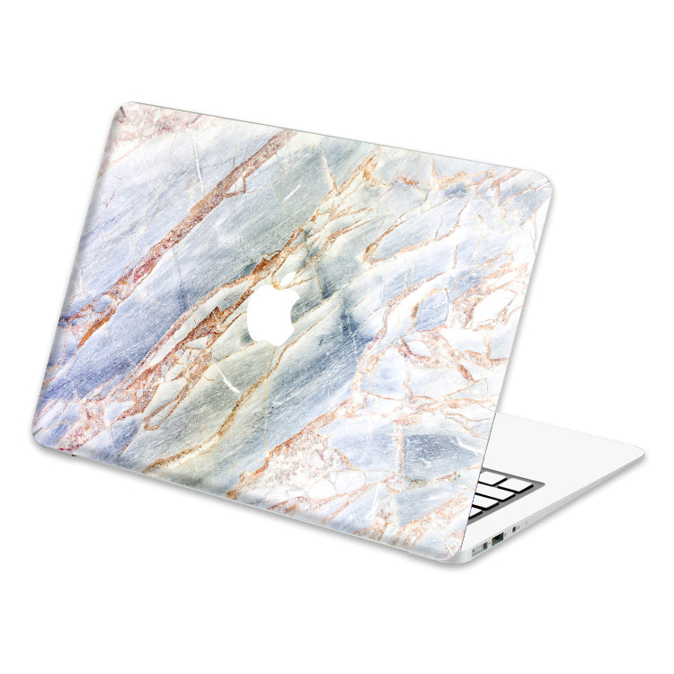 "Hamee Marble Pattern Decal Skin for MacBook Air 13"" (Multicolor Shade)-Hamee India"