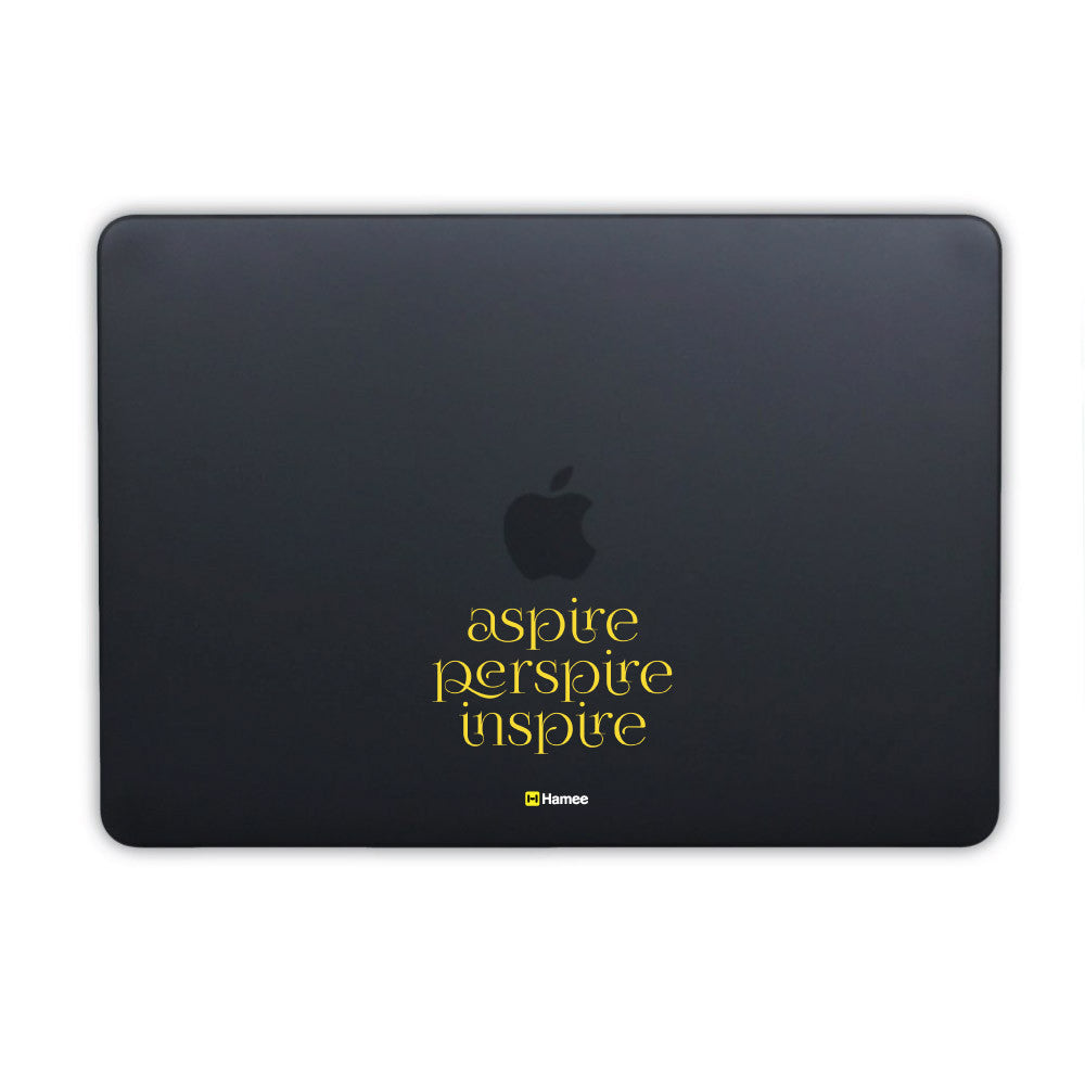 "Inspire - Matte Finish Shell Case for Apple Macbook Pro 13""-Hamee India"