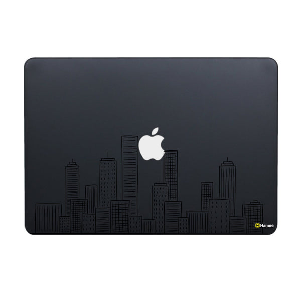 City Life MacBook Pro 13 Cover-Hamee India