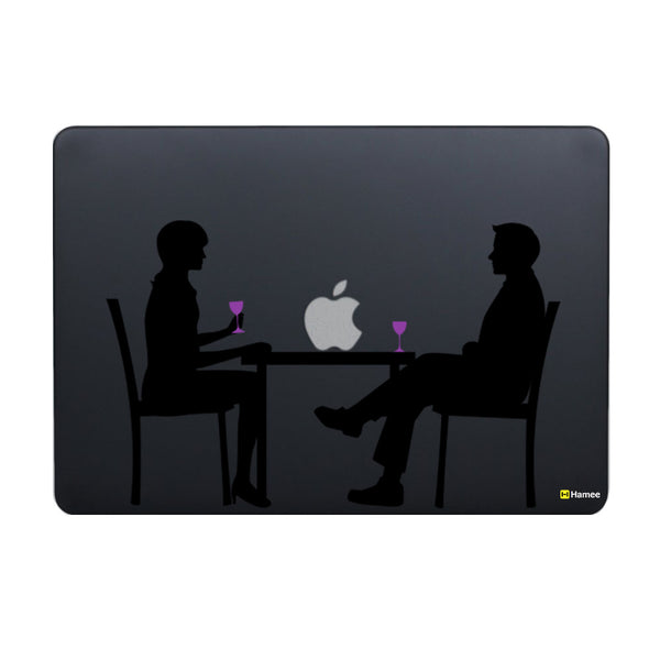 Date with Apple MacBook Pro 13 Cover-Hamee India