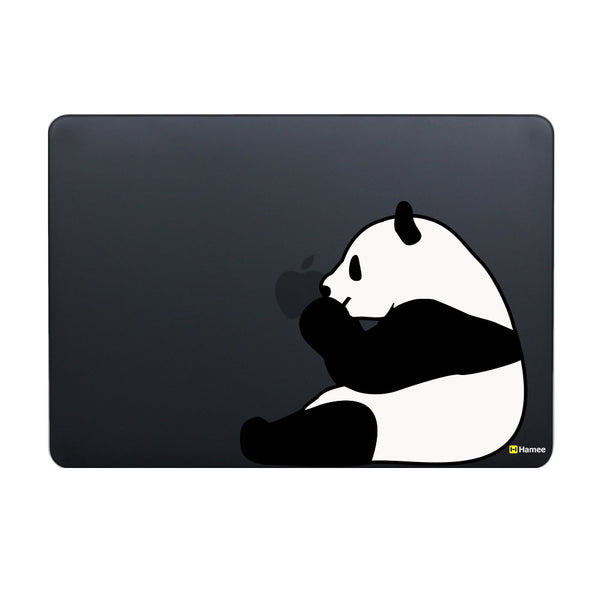 "Cute Panda - Matte Finish Shell Case for Apple Macbook Air 13""-Hamee India"
