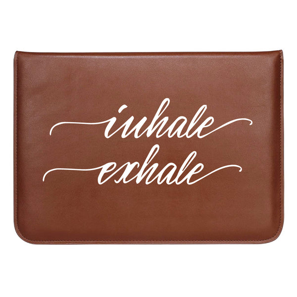 "Inhale - MacBook Sleeve 13.3""-Hamee India"