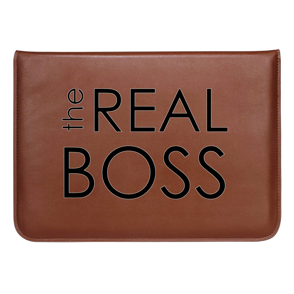 "Real Boss - MacBook Sleeve 13.3""-Hamee India"