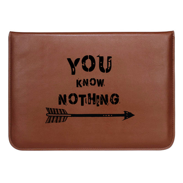 "You Know - MacBook Sleeve 13.3""-Hamee India"