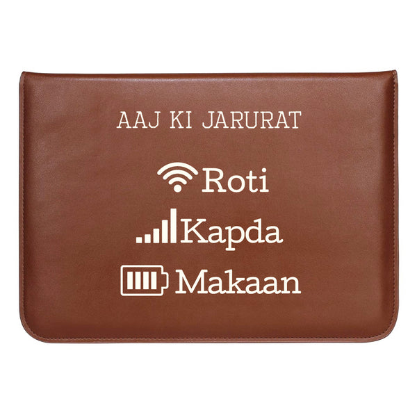 "Aaj - MacBook Sleeve 13.3""-Hamee India"