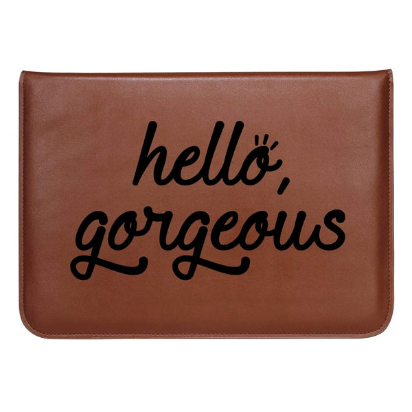 "Hello - MacBook Sleeve 13.3""-Hamee India"