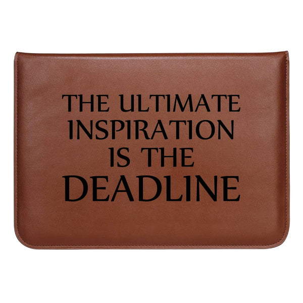"Deadline - MacBook Sleeve 13.3""-Hamee India"