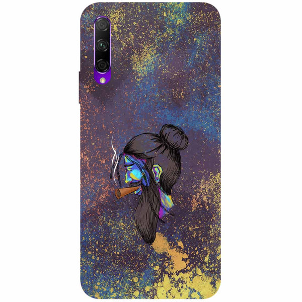 Cool Beard Honor 9X Back Cover