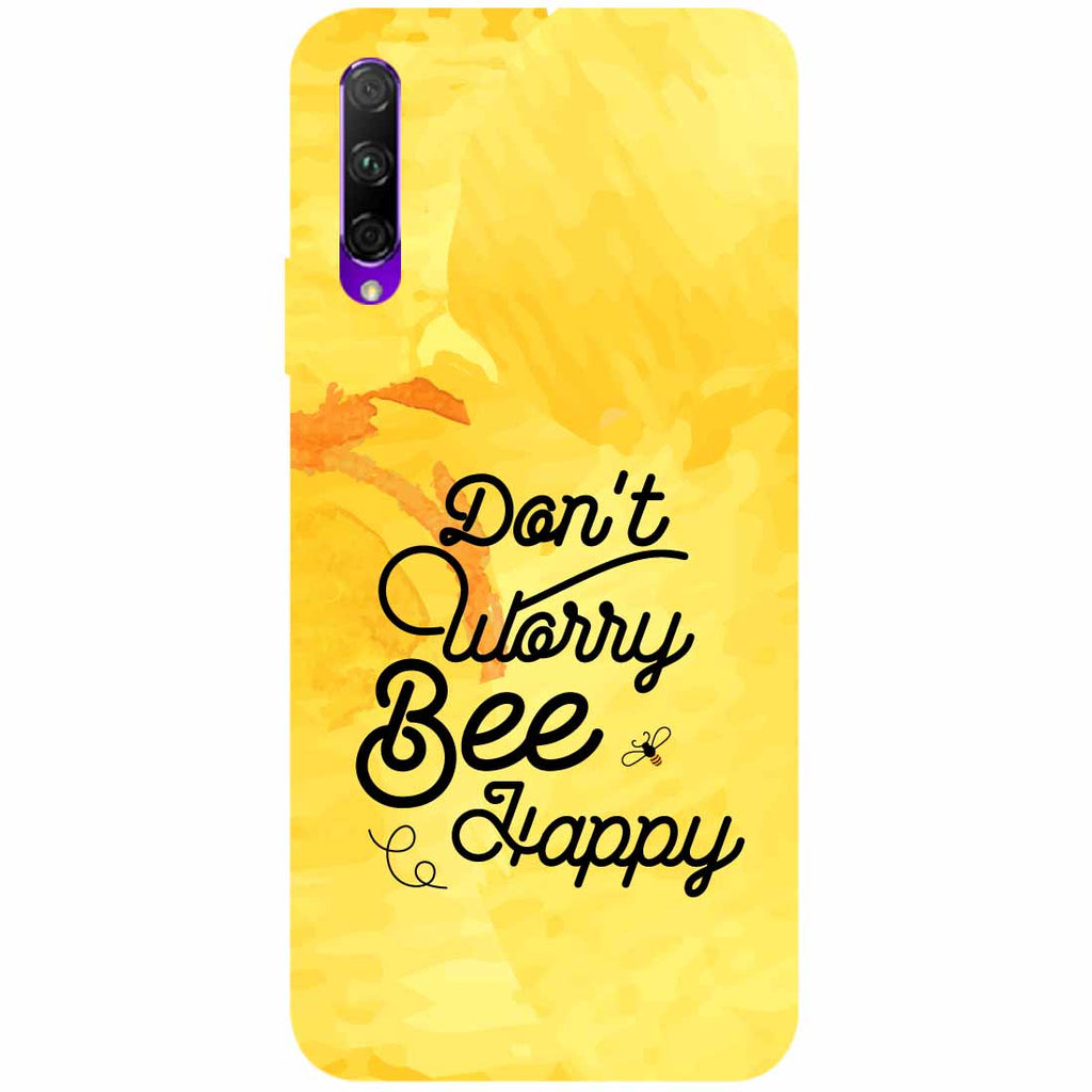 Bee Happy Honor 9X Back Cover