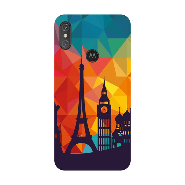 Wonders Motorola One Power Back Cover-Hamee India