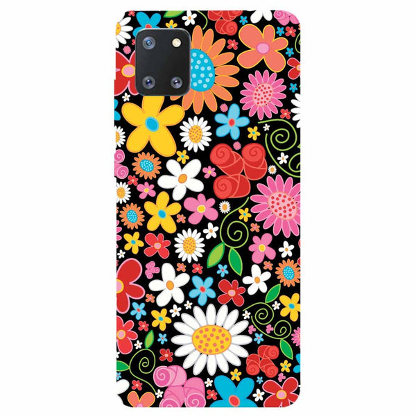 Bloom Samsung Galaxy Note 10 Lite Back Cover