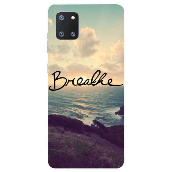 Breathe Samsung Galaxy Note 10 Lite Back Cover