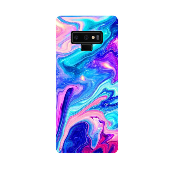 Abstract Marble Samsung Galaxy Note 9 Back Cover-Hamee India