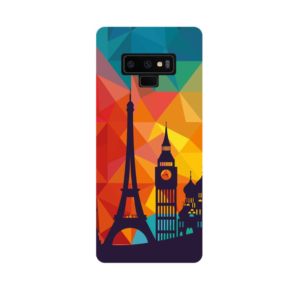 Wonders Samsung Galaxy Note 9 Back Cover