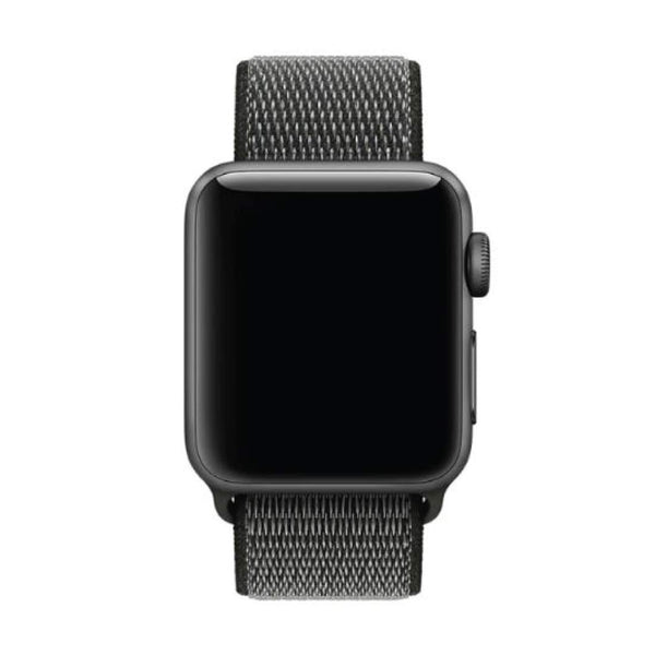 Olive Nylon Velcro Band Strap - Apple Watch Series 5/4/3 (44mm/42mm)