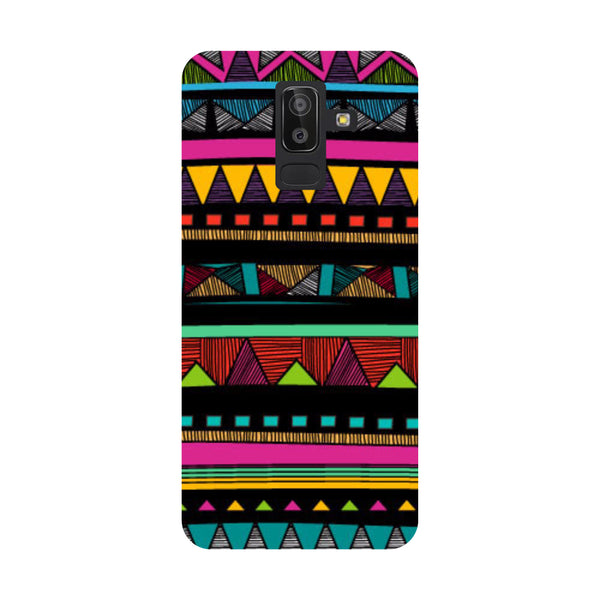 Tribal Samsung Galaxy On8 (2018) Back Cover-Hamee India