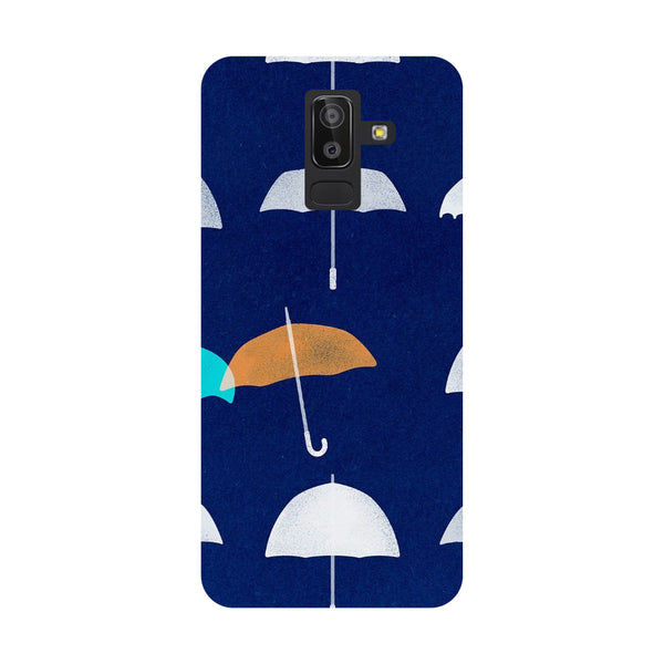 Umbrellas Samsung Galaxy On8 (2018) Back Cover-Hamee India
