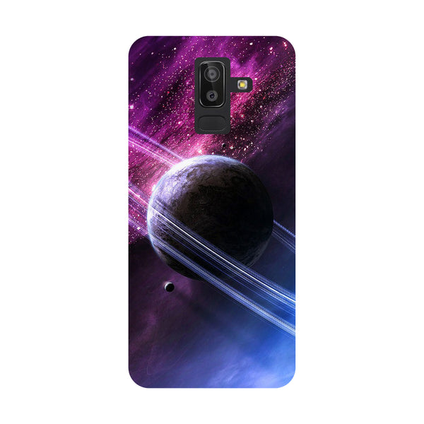 Planet Samsung Galaxy On8 (2018) Back Cover-Hamee India