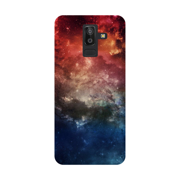 Outer Space Samsung Galaxy On8 (2018) Back Cover-Hamee India