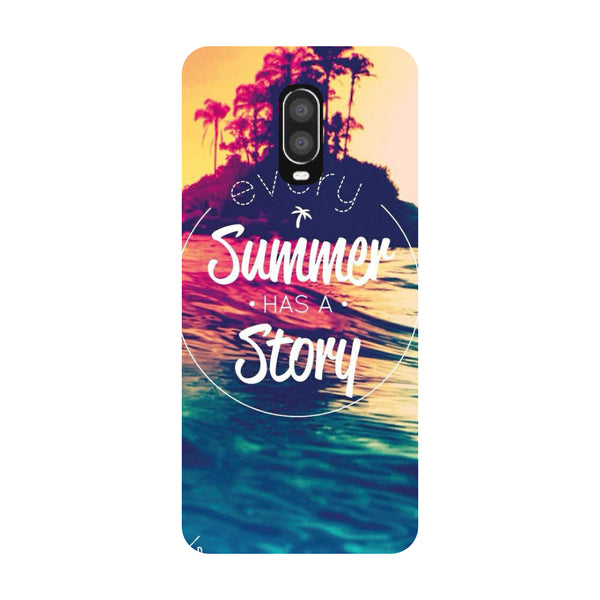 Every Summer OnePlus 6T Back Cover-Hamee India