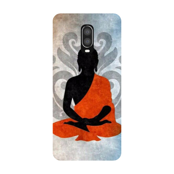 Buddha Relax OnePlus 6T Back Cover-Hamee India