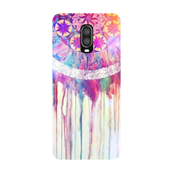 Dreamcatcher Melt OnePlus 6T Back Cover-Hamee India