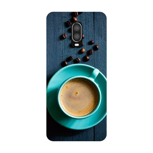Cup of Tea OnePlus 6T Back Cover-Hamee India