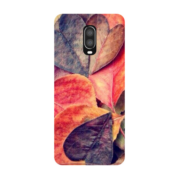 Autumn Leaves OnePlus 6T Back Cover-Hamee India