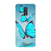 Butterflies OnePlus 6T Back Cover-Hamee India