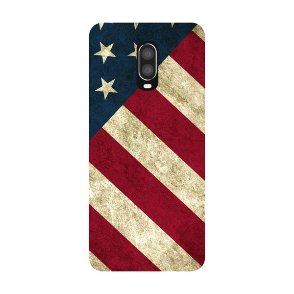 Flag 2 OnePlus 6T Back Cover-Hamee India