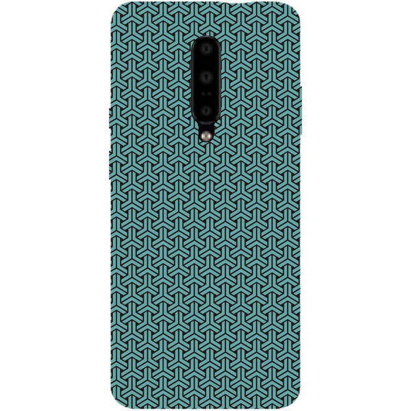 Texture OnePlus 7 Pro Back Cover-Hamee India