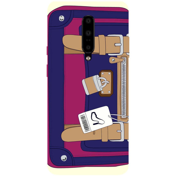 Bag OnePlus 7 Pro Back Cover-Hamee India